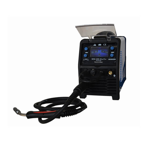 MIG-200s 4 in 1 Multifunction Digital Inverter Gas Shielded MIGMMATIG Welder